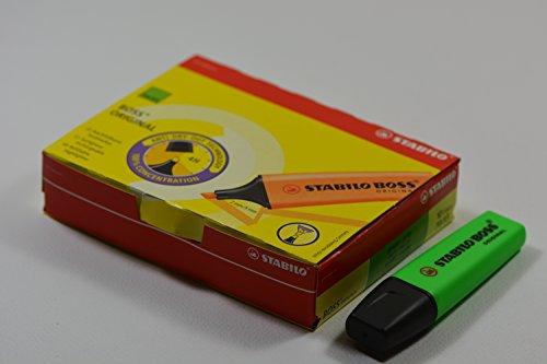 Stabilo BOSS Original Highlighter, Green