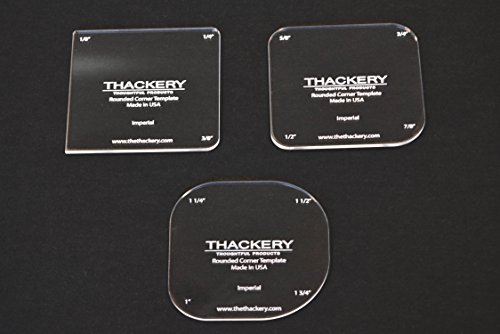 (Thackery Rounded Corner Template - INCHES - Sizes (1