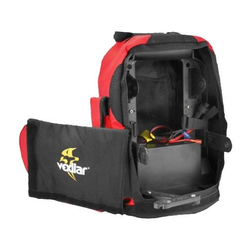 Vexilar FSDV-100 Fish Scout Double Visi Soft Pack Case by Unknown