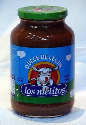Los Nietitos Dulce De Leche 980g