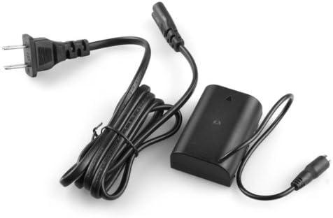 Fotga AC adaptateur DMW-AC8 avec coupleur DMW-DCC12 pour Panasonic Lumix DMC-GH3 DMC-GH3K