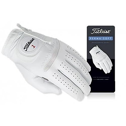 Titleist Perma Soft Golf Glove RH Large (Fits on Right Hand)