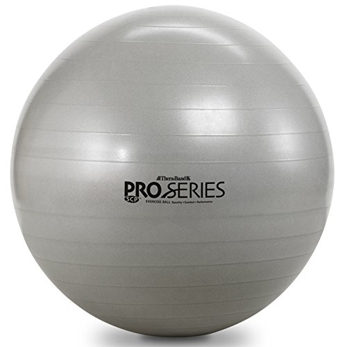 (Thera-Band Exercise Balls - Pro Series SCP-85cm-Silver)