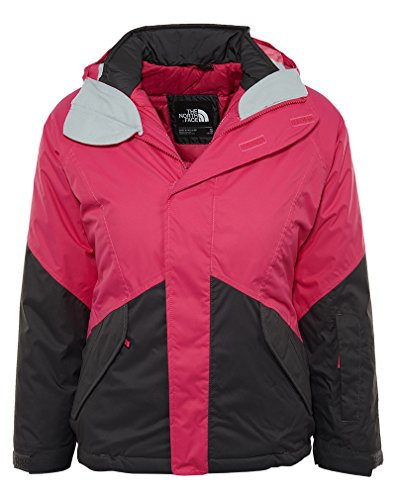 The North Face Kira Triclimate Jacket Girls' Cabaret Pink Medium by The North Face