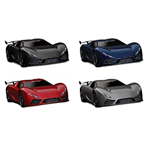 Traxxas 6407 1/7 X0-1 100+MPH 4WD Ready-to-Run Supercar (Colors may vary)