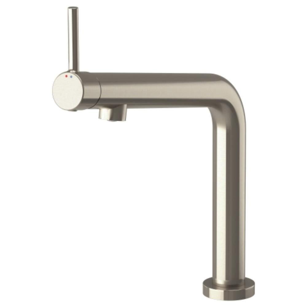 IKEA 403.053.01 Bosjön Kitchen faucet, stainless steel color by IKEA.