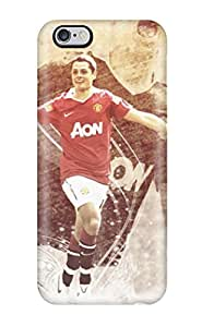 New AnnDavidson Super Strong Javier Chicharito Hernandez Tpu Case Cover For iphone 4/4s