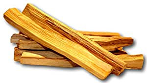 Premium Palo Santo Holy Wood Incense Sticks, for Purifying, Cleansing, Healing, Meditating, Stress Relief. 100% Natural and Sustainable, Wild Harvested. (6)