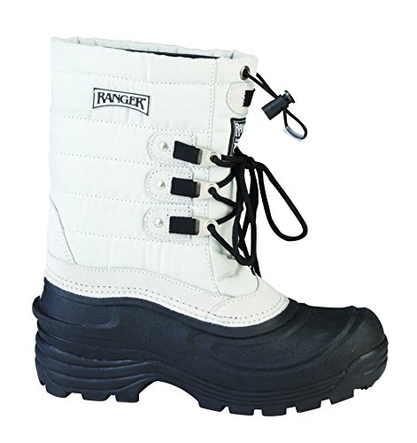 "Ranger Tundra II 11"" Women's Thermolite Winter Boots, Whi..."