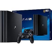 Console PlayStation 4 - Pro 1 TB - Preto (versão nacional)