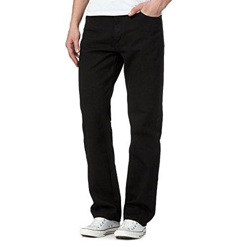 Nero Uomo Myshoestore Jeans Straigth Uomo Myshoestore Nero Straigth Jeans trH1zrnq