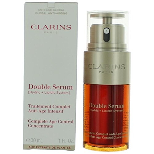 Clarins Double Serum  Complete Age Control Concentrate 30ml/