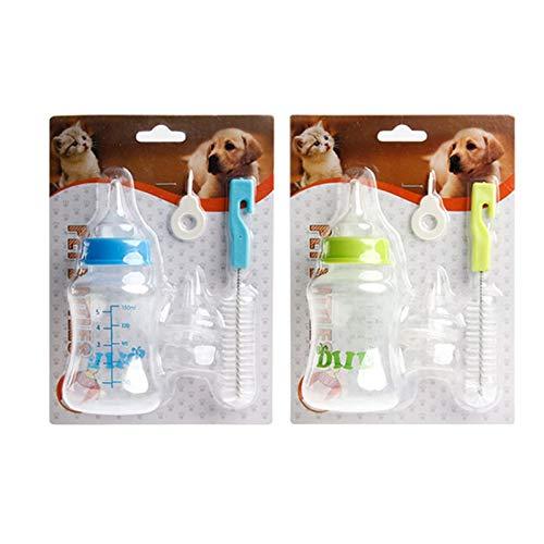 Bichos de Acuario BIBERON Cachorros Perro Gato 150 ML: Amazon.es: Productos para mascotas