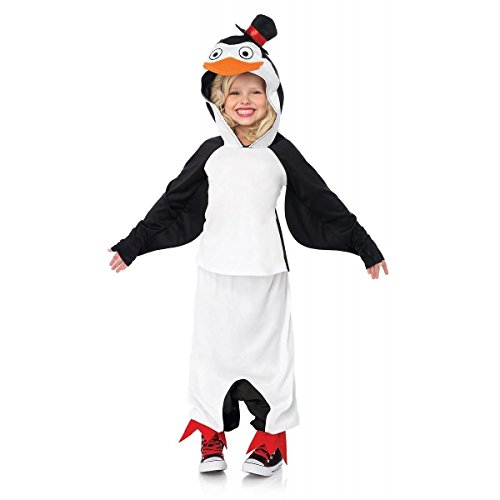 Adult Zombie Penguin Costumes (Skipper the Penguin Costume - Small)