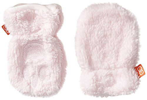 magnificent-baby-baby-girls-fleece-mittens-pink-icing-0-6-months