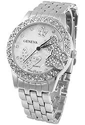 Outop Fashion Women Analog Quartz Business Wrist Watch