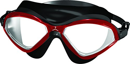 Premium Innovative Concepts Anti Leak & Anti Fog Wide Lens Swimming Goggles with Large - Innovative Frames Glasses