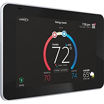 Lennox 15Z69 iComfort M30 Smart Touchscreen Thermostat