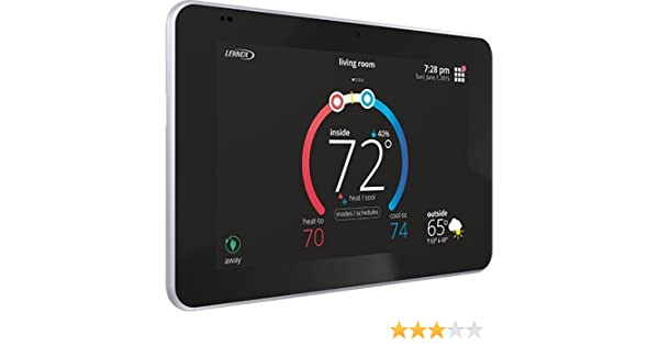 Amazon.com: Lennox 15Z69 iComfort M30 Smart Touchscreen Thermostat: Home & Kitchen