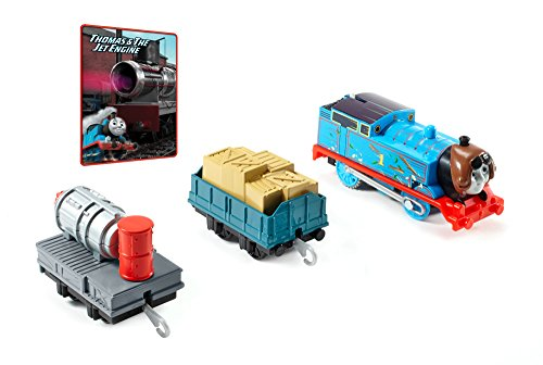 Which are the best trackmaster thomas jet engine available in 2019?