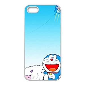 Case, For Case Samsung Galaxy S3 I9300 Cover - Fashion Style New Doraemon Painted Pattern PC Soft For Case Samsung Galaxy S3 I9300 Cover (Black/white)