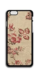 Design Phone Protective Cover apple iphone 6 case - Vintage India Saree Fabric Embroidered