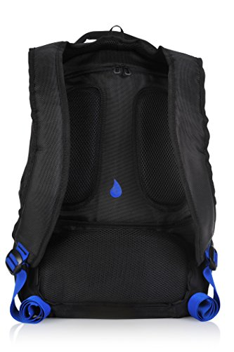 TRAKK Vigor New Model Durable Power Bank USB Enabled RFID Anti Theft Waterproof Universal Backpack, Large Padded Compartments, Business or Leisure, Stay Energized, 7000 mAh by TRAKK (Image #2)