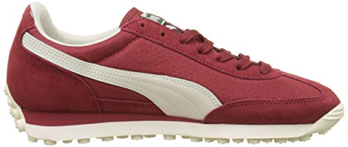 Easy Puma Classic Red gold whisper Unisex Adulto Rojo White Dahlia Rider Zapatillas OOrndqxaw