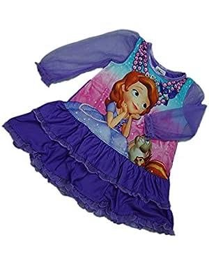 Purple Sofia Nightgown Size 2T