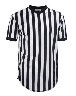 Basketball Officials Jersey Shirt (Adult Cool Mesh Basketball Officials' Jersey (XXX-Large))