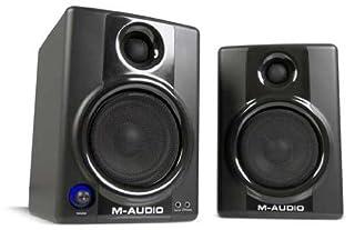 M-Audio Studiophile AV40 Powered Monitor Speakers (Latest Version) (B009DHERIW) | Amazon price tracker / tracking, Amazon price history charts, Amazon price watches, Amazon price drop alerts