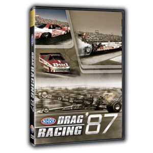 NHRA Drag Racing '87. Bob Glidden, Joe Amato, Don Prudhomme compete for the NHRA World Championship in 1987. This re-released for the first time on DVD chronicals the record breaking performances of the 1987 season.