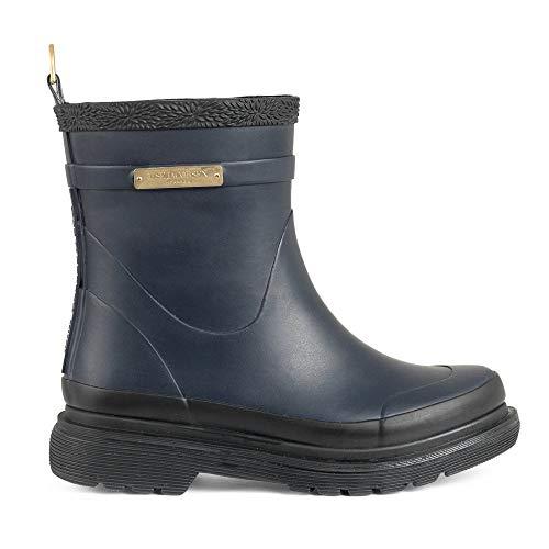 JACOBSEN Boot RUB320 ILSE Navy Welly d6Ewdq8