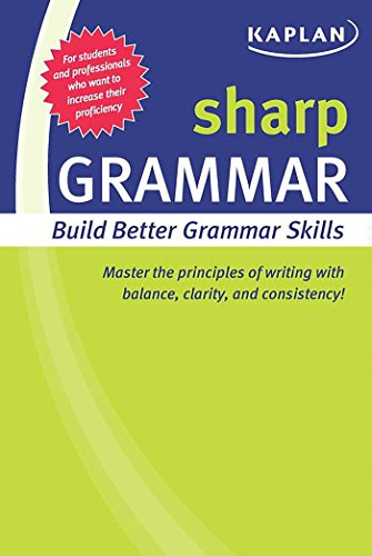 Kaplan Sharp Grammar (1st 2010) [Kaplan]