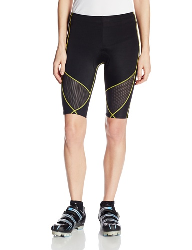CW-X Women's Pro Tri Shorts (Core Fitted Short Pro)