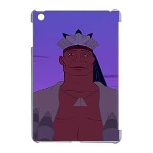 iPad Mini Phone Case White Pocahontas Chief Powhatan SF1695525