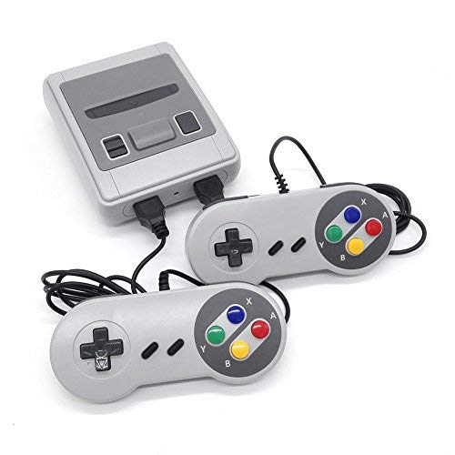Msestp Mini Classic Retro 80s Video Game Console Old School TV games System Built in Classic 500 Games Dual Game Controller