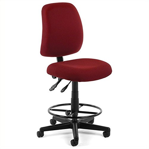 Ofm 105 Aa Dk 803 Comfort Series Super Chair With Arms And