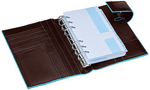 Piquadro Organizador de bolso, Mogano (Marrón) - AG1076B2/MO ...