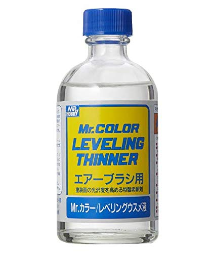 Mr Color 110ml Levelling Thinner # T106 by Mr Hobby / Gunze Sangyo