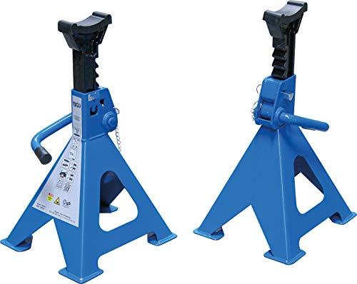 BGS 3016 | Caballetes de tubo | capacidad de carga 6000 kg / par | carrera 382 - 600 mm | 1 par