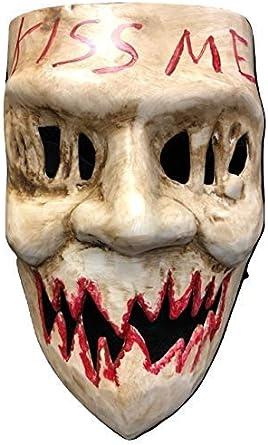 Gb la Purga Original Kiss Me Deluxe Halloween Plástico Duro ...