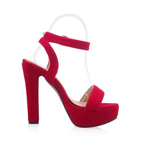 Sconosciuto 1TO9 Sconosciuto Red Donna Ballerine 1TO9 dPFqd