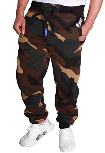 jogging Pantalons Pantalons Rmk Monte survêtement de Pantalons survêtement Pantalons de pour de de survêtement Camouflage Uni hommes Pantalons Uni El SUpLqMzVG