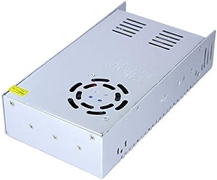 Tutoy AC 110V-220V /À DC 48V 7.5 A 360W Switch Alimentation Transformateur Adaptateur