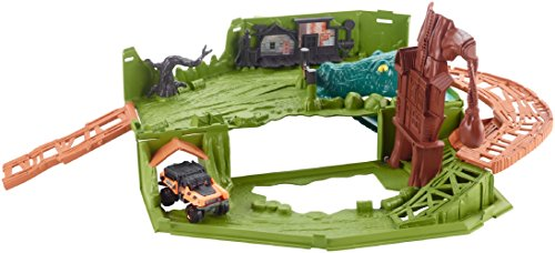 Matchbox Swamp Chomper Folding Playset