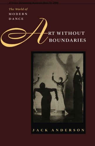 Art Without Boundaries: The World of Modern Dance