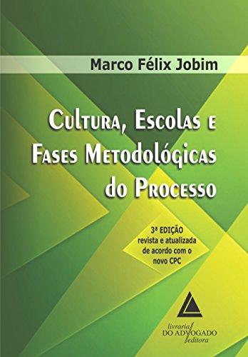 Cultura, Escolas E Fases Metodológicas Do Processo
