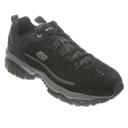 cheap discount authentic Skechers Sport Men's Energy Downforce Lace-Up Sneaker Black Leather 2014 newest cheap price low shipping for sale FyALkxW