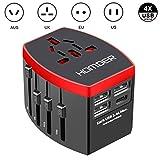 Homder Travel Adapter, International Power
